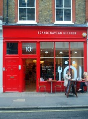 Picture of Scandinavian Kitchen, W1W 7PP