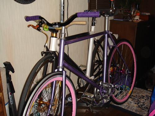 My New Funny Bike♪