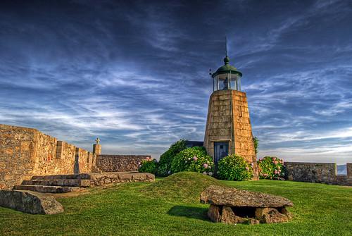 Lighthouse Castle San Antón