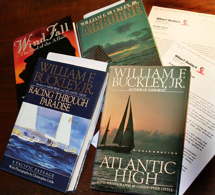 WFB Sailing Books