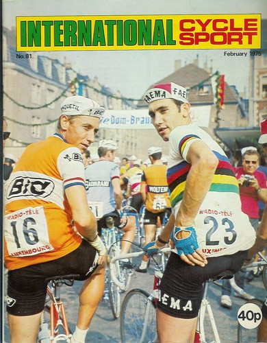 Anquetil and Merckx