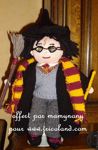 Ravelry: harry potter the doll pattern by mamynany