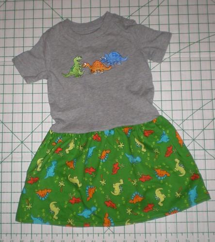 dinosaur dress1