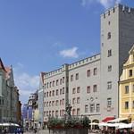 Regensburg: Historic Town