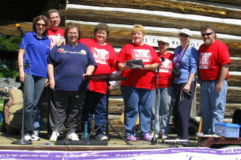 2008 Polk County Relay For Life Committee