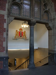 Uitgang Amsterdam Centraal