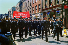 Anti National Front Demonstration Brick Lane 1978