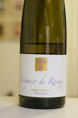 2006 Michel & Stéphane Ogier Viognier de Rosine, VdP des Collines Rhodaniennes