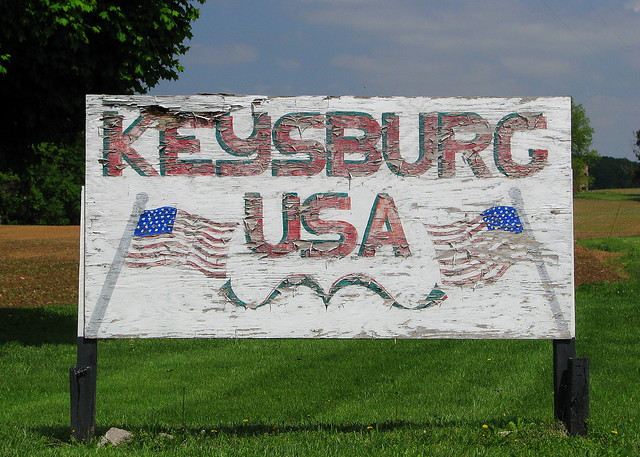 Keysburg USA