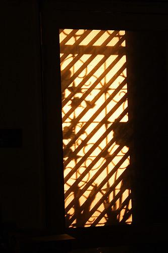 窗外那道光