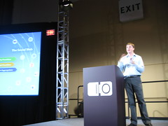 Joseph Smarr at Google IO 2008