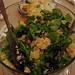 Arugula, watermelon and quinoa salad