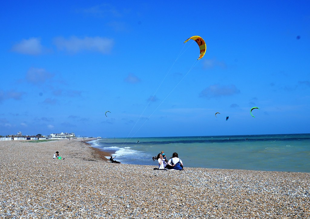 Beach at Goring-by-Sea