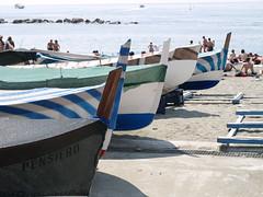 Barche a Monterosso (berelena) Tags: 5terre