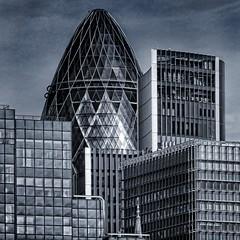 UK - London - The City