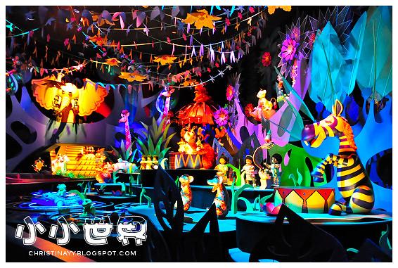 Hong Kong Trip Day 2: It's A Small World @ Disneyland