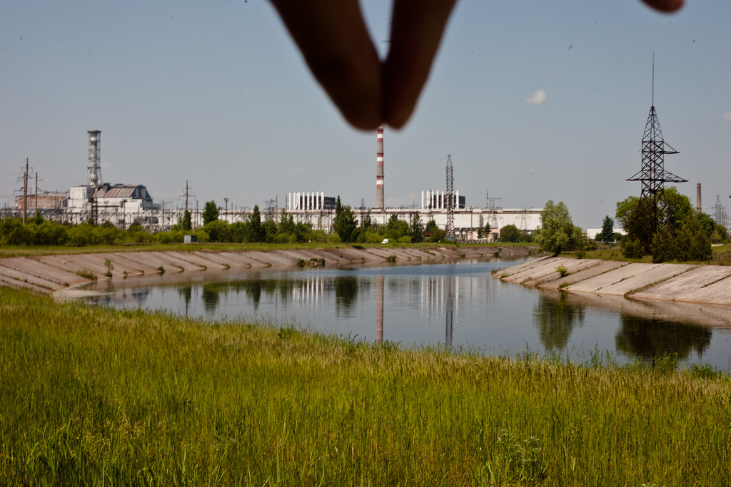 Chernobyl: Reactor pinch