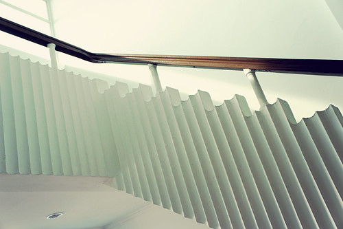 Staircase, Old Kallang Airport