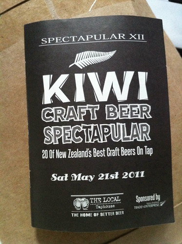 Kiwi SpecTAPular passport to goodness