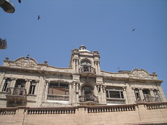 Mukhi House, Hyderabad, Sindh. (Masd) Tags: pakistan house history architecture asia fort library hyderabad hindu sindh subcontinent arhictecture mukhi prepartition masd talpurs hiranand kalhora homesteadhall wassiamal hasratmohani pakkafort kalhoras
