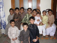 Muhallah Bachaas (Mud$i) Tags: cute boys children day eid pakistani khan mohallah maleeh