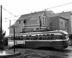 San Francisco Municipal Railway (Dave Glass . foto) Tags: sanfrancisco muni castro streetcar marketstreetrailway pcc jchurch pcccar 1146 pcccarno1146 municarno1146