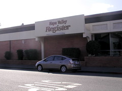 Napa Register building