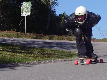 Downhill Speed no São Lourenço - Curitiba