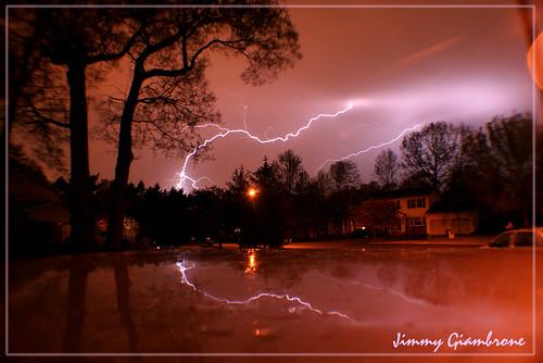 Lightning Storm May 2007