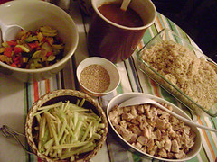 Mole night (tanrazz) Tags: publicmarket foodcookbake