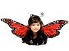 .butterfly. (mylaphotography) Tags: fairytale butterfly wings monarch highkey studioshot monarchbutterfly rahi jaber fairytalephotography