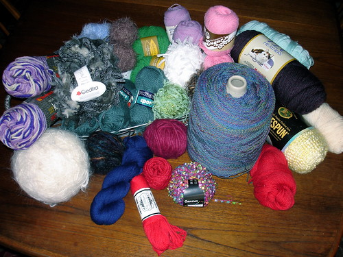 The Yarn Haul