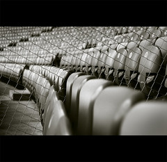 stadium.II (ho1gersson) Tags: blackandwhite beautiful football fussball gorgeous soccer zurich seats zrich stadion schwarzweiss zuerich tribune sthle tribne letz nikonstunninggallery nikond80 superaplus aplusphoto