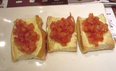 [吃] 酷食多西珧??餐坊 (11)_西珧??蕃茄香蒜麵包