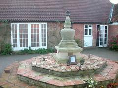 Stupa courtyard 4