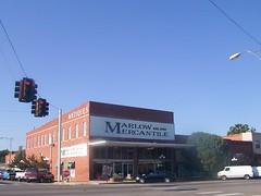 Marlow Mercantile/ Marlow Museum