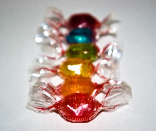 Candy. by J. Perera