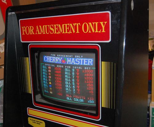 cherry master machine