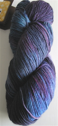Araucania Ranco Multi - 302 blues/purples