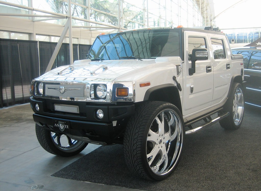 Hummer Supersized (Do you want fries with that?)