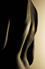 29/365 (insatiable73) Tags: light hot beautiful lines dark back shadows arms antique bare 365 insatiable73