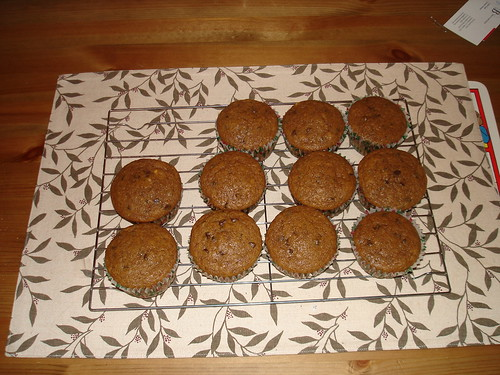 Cappuchino Chip Muffins