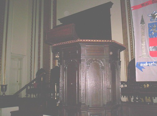 05 Dutch Reformed Pulpit