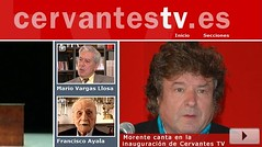Cervantes TV (Conall) Tags: