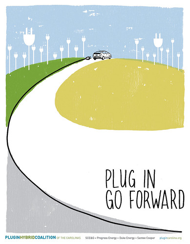 Plug In. Go Forward.