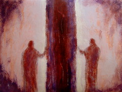 The Portal (Sushma Sabnis) Tags: art paintings portal spirituality sushmasabnis acryliconpaper notniceart