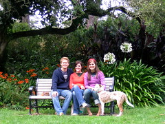 Flowers (hobogloves) Tags: sf family uma before roadtrip2006