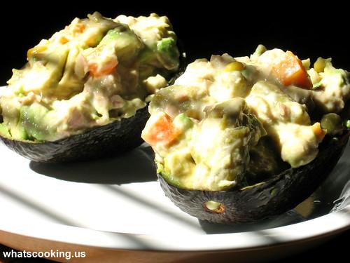 Recipes with avacado