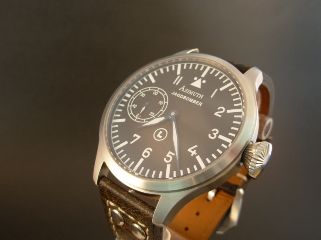 Azimuth Jagdbomber Military Watch