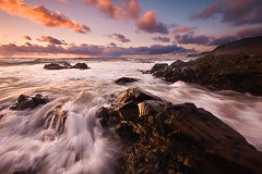 Stonefield Beach Sunset (KPieper) Tags: ocean sunset color clouds oregon landscape rocks waves coastal oregoncoast gnd anawesomeshot onephotoweeklycontest kevinpieper kpieper pieperphotographynet stonefieldbeach